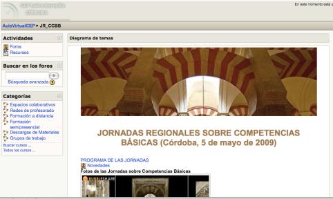 Jornadas ccbb Córdoba mayo 09